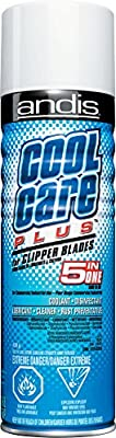 Andis Cool Care Plus Clipper Blade Cleaner | ?? Exclusive