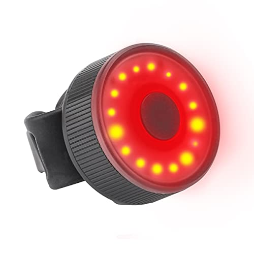 Bicycle Lights USB Rechargeable Bike Lights - Rear Cycle Lights 3 Modes,...