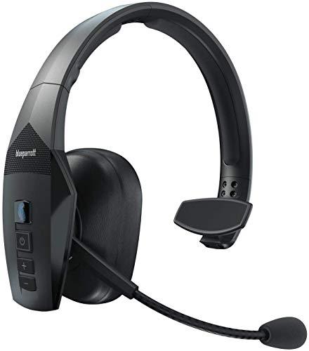 BlueParrott B550-XT, 100% Voice-Controlled Headset (Renewed)