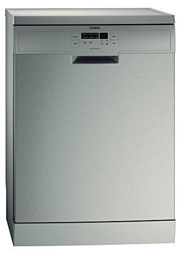 AEG F56312M0 - Lavavajillas Con 6 Programas
