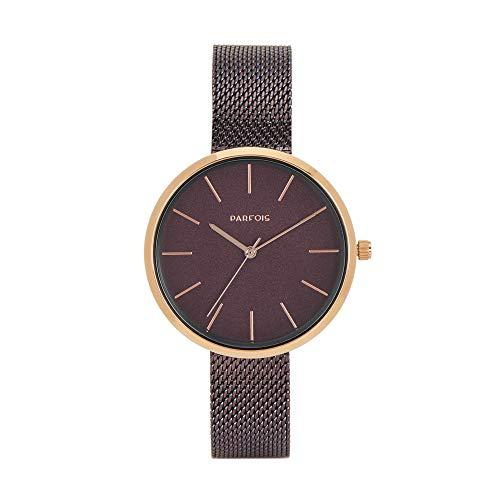 Parfois - Reloj Casual Rose Gold Tray - Mujeres - Tallas Ú