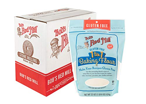Bob's Red Mill Bob's Red Mill Gluten Free 1-to-1 Baking Flour (4-pack)