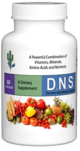Legere Pharmaceuticals DNS (60 Capsules) Vitamins, Minerals, Amino Acids and Nutrients. Doctors Nutritional Support (D.N.S.)