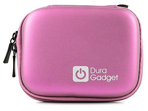 DURAGADGET Protective Pink EVA Case - Compatible with Kidizoom Smartwatch DX2 | DX | Connect DX | Plus | Plus 2 & 2