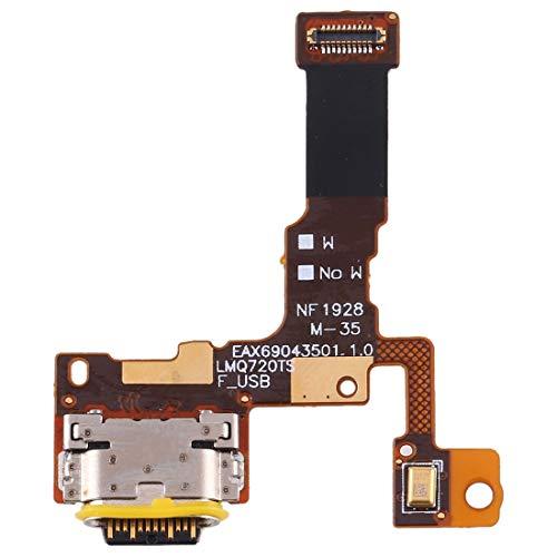 JINGZ Charging Port Flex Cable for LG Stylo 5 / Q720 / LM-Q720MS / LM-Q720TSW / Q720CS
