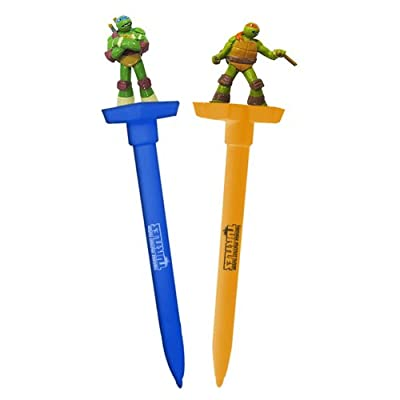 Teenage Mutant Ninja Turtles: Stylus Twin Pack - Leo and Mikey (Nintendo 3DS XL/3DS/DS)