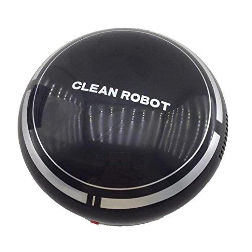SamMoSon Aspirazione spazzolatrice automatica USB per il pulitore di aspirapolvere Smart Robot ricaricabile automatico