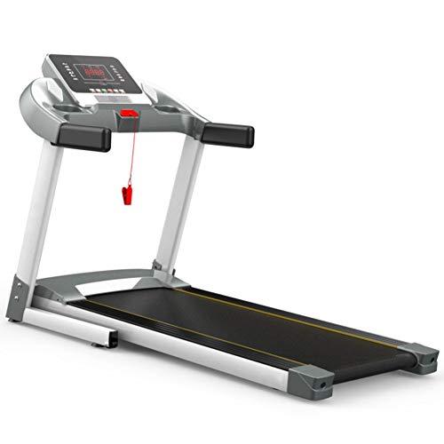 AICKERT Cinta de correr y andar Plegable Eléctrica con Pulsómetro y pantalla LCD, Máquina Fitness motor de 500W hasta 10km/h con 8 programas de entrenamiento, Unisex adulto/B