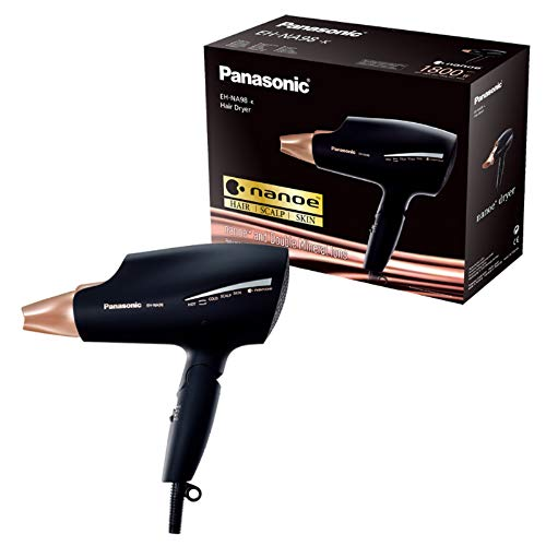 Panasonic EH-NA98 Nanoe & Double Mineral Advanced Hair Dryer for Reducing...