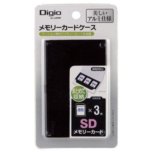 ナカバヤシ『SDメモリカードケース(MCC-801)』
