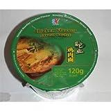 Kailo Sopa instantánea de pollo con fideos pack de 12 x 120 gr 0.12 ml - Pack de 12