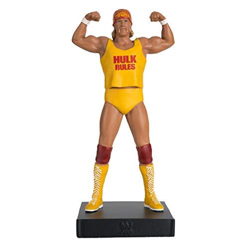WWE Championship - Figura de Hulk Hogan de la WWE - Eaglemoss Collections