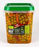 Gourmet, Aceituna verde Siciliana - 5000 gr.