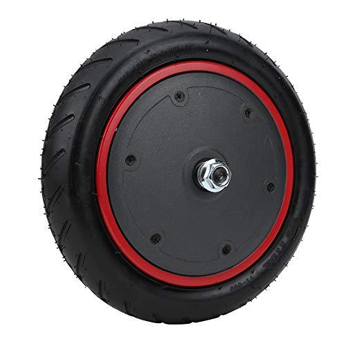VGEBY Rueda de Scooter eléctrico 240mm neumático de Scooter Inflable con Motor sin escobillas 350W 36V para Xiaomi M365/M365 Pro