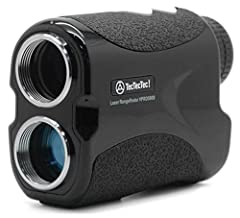 TOURNAMENT LEGAL; Our VPRO500S Laser Rangefinder is a premium product, measuring up to 540 yards with continuous scan mode, advanced Pin-Sensor technology, and a durable, water resistant body. SLOPE MODE; gives you the actual distance with Slope or w...