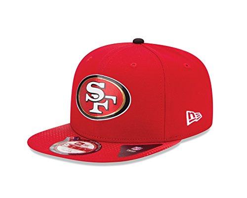 BONE 950 SAN FRANCISCO 49ERS NFL ABA RETA VERMELHO NEW ERA