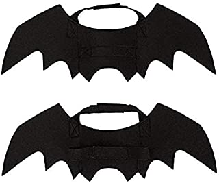 bd1bda3f6b Halloween Pet Bat Wings Costume for Cat Dog, Cat Kitty Bat Wings Costume  Dress up