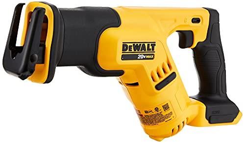 DEWALT 20V Max Reciprocating Saw, Compact, Tool Only (DCS387B)