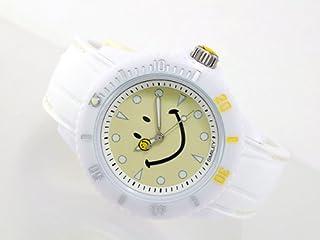 スマイリー SMILEY 腕時計 /キッズ WC-HBSIL-CR クリーム【レディース】 [並行輸入品]