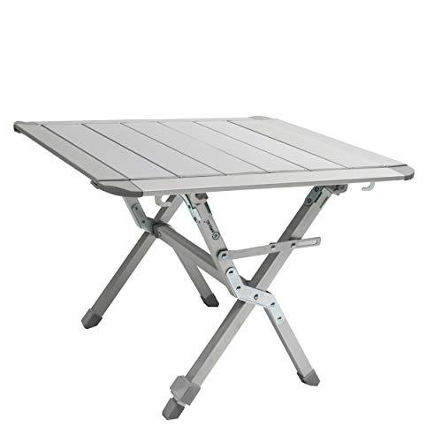 Homecall - Aluminium, opvouwbare campingtafel met draagtas