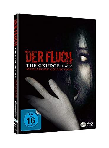 The Grudge - Der Fluch 1 & 2 - Limitiertes Mediabook [Blu-ray]