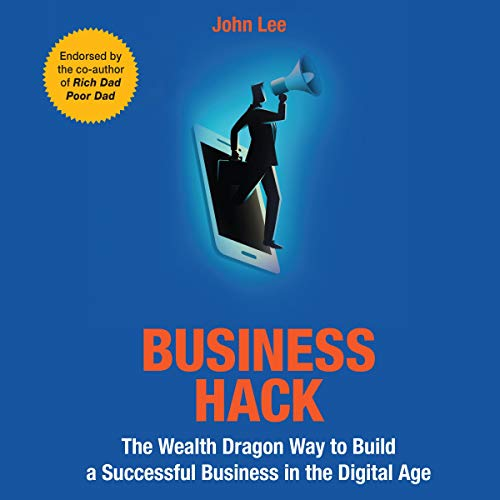 Business Hack audiobook cover art