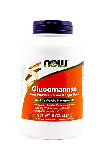 Now Foods Glucomannan, 227g