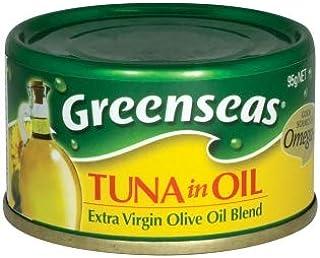 Greenseas Tuna in Extra Virgin Olive Oil, 95 g