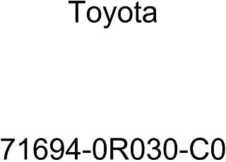 TOYOTA Genuine 71691-60050-B0 Seat Cushion Hinge Cover