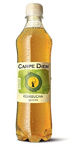 Carpe Diem - Kombucha Fresh - 0,5 l