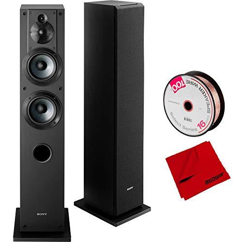 Sony 3-Way 4-Driver Bass Reflex Stereo F...