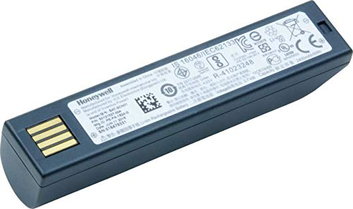 Honeywell, OEM Battery for Models Voyager 1202 and 1452, Xenon 1902, Granit 1911i, 1981i