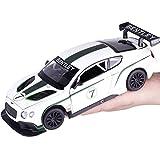 Modelo de coche 1:24 del coche modelo de simulación de aleación de metal fundido de coches de juguete adornos de joyería Colección De 20x5x8.5cm