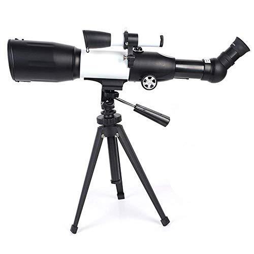 ROM Astronotelescopio de Alta definición de Alta definición Acampar en la montaña al Aire Libre Vista Objetivo Espejo Soporte Triangular Ocular 116 Veces