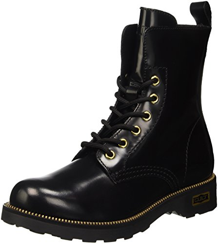 Cult Zeppelin Mid 472, Scarpe a Collo Alto Donna, Nero (Black 999), 39 EU