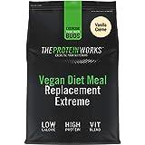 Sostituto del Pasto Dietetico Vegano Extreme | Basso contenuto calorico, Frullato per la p...