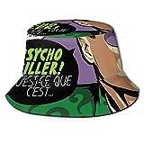 XCNGG Procafeinización. Gorra de Playa Unisex Summer Sun Bucket Hat