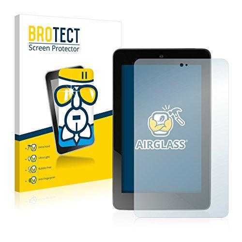 brotect Pellicola Protettiva Vetro Compatibile con ASUS Nexus 7 Tablet 2012 Schermo Protezione, Estrema Durezza 9H, Anti-Impronte, AirGlass