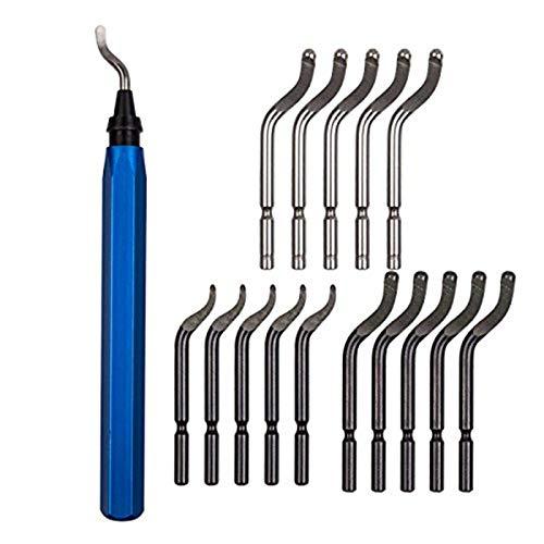 Beste kwaliteit – gereedschap onderdelen – 15 stuks metalen reparatieset voor het verwijderen van houtkoperen en staal # 30 – van Rocco – 1 pc China
