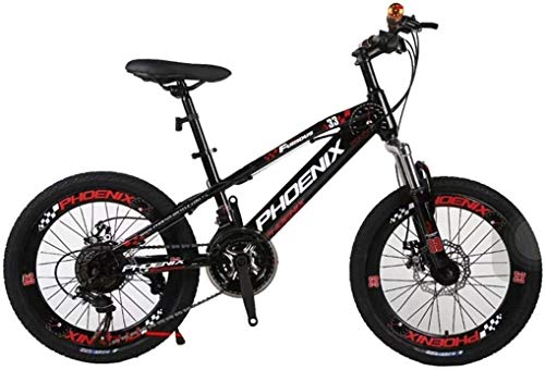 Las bicicletas de montaña bicicletas de montaña de 20 pulgadas de velocidad en carretera Bicicleta Chica Estudiante niño for bicicleta al aire libre recorrido de la bicicleta (Color: azul, tamaño: 20i