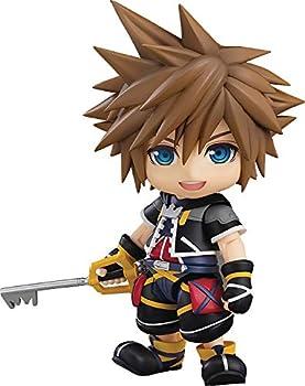 Good Smile Kingdom Hearts II  Sora Nendoroid Action Figure