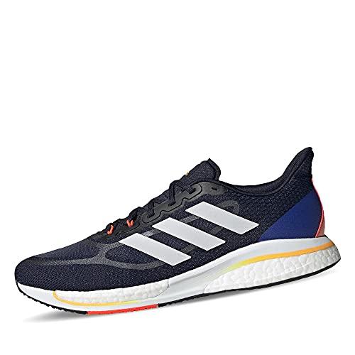 adidas Supernova + M, Zapatillas de Running Hombre, Tinley/FTWBLA/Dorsol, 46 2/3 EU