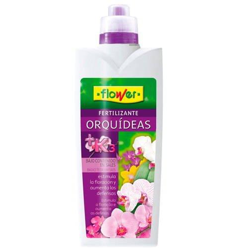 Flower 10499 10499-Abono líquido orquídeas 1000ml, No Aplica, 10.5x6