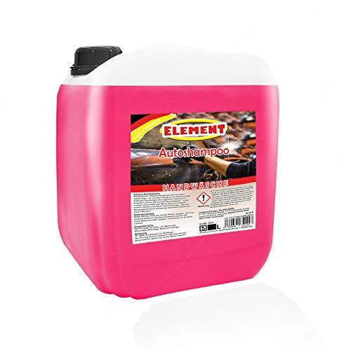 Element Auto Shampoo 5L Profi Autoshampoo Konzentrat Autopflege Autoschampoo