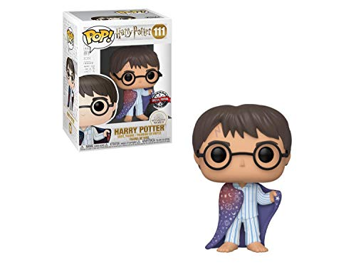 POP Funko Harry Potter 111 - Harry Potter with Invisibility Cloak