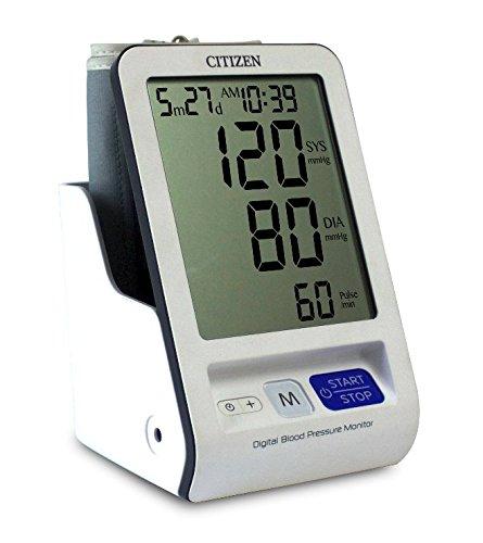 Citizen CH-456 Medidor de Presión Arterial, blan