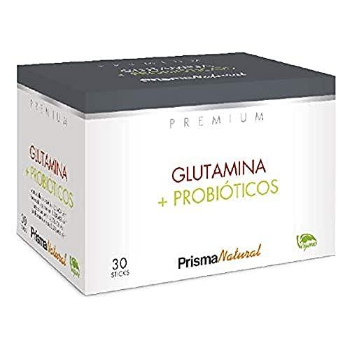 Prisma Natural Premium Glutamina + Probióticos 30 sticks x 4,37 gr