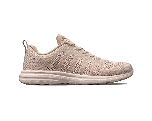Athletic Propulsion Labs (APL) Techloom Pro Nude/Rose Dust/White 10 B (M)