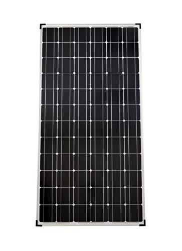solartronics Solarmodul 200 Watt Mono Solarpanel Solarzelle Photovoltaik 92022