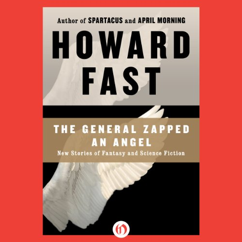 The General Zapped an Angel audiobook cover art